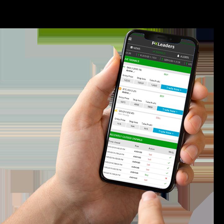segnali fx live app